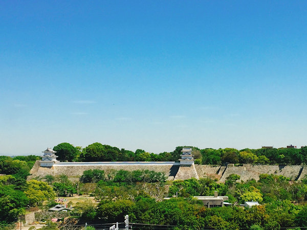 明石公園(明石城)
