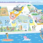 「明石ウォーターフロントパークGRAVA(グラバ)」が明石港東にオープン!ドローンパーク、ドッグラン、RVパーク