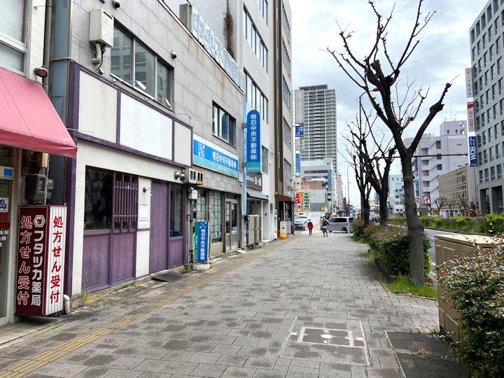 魚と炭火焼きNATSU(ナツ)の場所