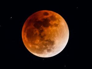 スーパームーン・皆既月食を見よう!5/26にライブ配信も(明石天文科学館)