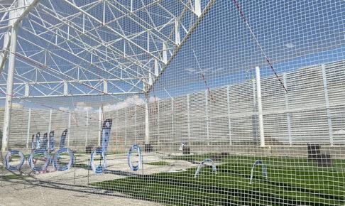 「ドローンパーク」が明石ウォータフロントパークGRAVAにオープンしていました