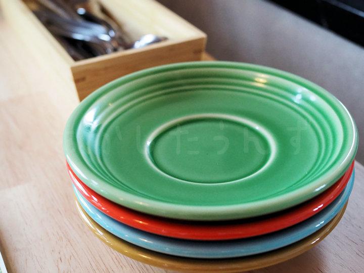 取り皿もかわいい