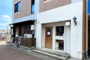 ジェノバライン前「めぐみカフェ」が閉店&テイクアウト専門焼き菓子屋さんにリニューアル予定