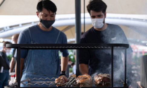 大蔵海岸ZAZAZAでバーベキューイベント「Connect BBQ」が8/1開催(Humans of Wagyu)