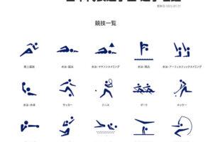 「東京2020オリンピック日本代表選手団選手名鑑」公開!競泳・小西杏奈選手はどんな人?
