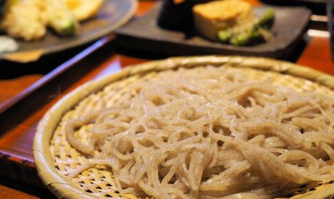 【明石グルメ】今だけの特別メニュー!小料理店「五半」でお蕎麦と天ぷらのランチ