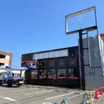【閉店】国道2号線沿いにあった「街かど屋 明石大久保店」の解体が始まっていました