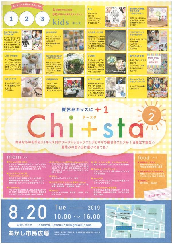 チースタ vol.2