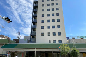 明石駅近くにビジネスホテル「レミントンホテルズ」が2020年開業予定