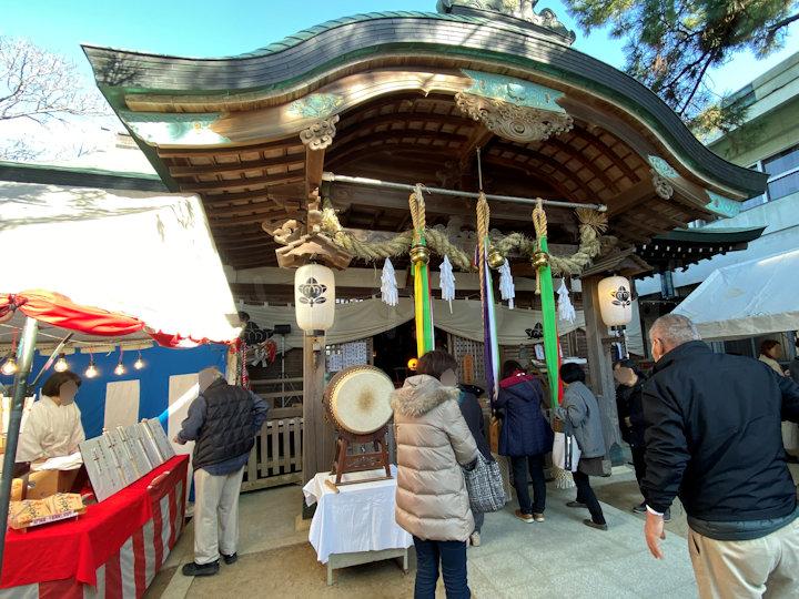 岩屋神社の御本殿