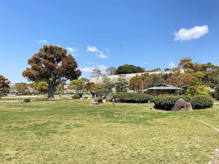 武蔵の庭園(明石公園)