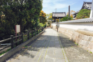 明石遊歩道「時の道」