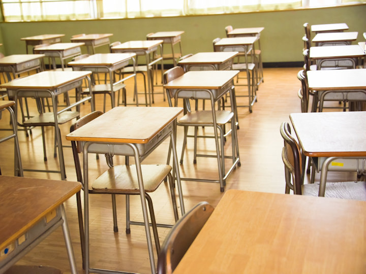 明石市立の小中・養護学校・幼稚園の臨時休校が5月末まで延長