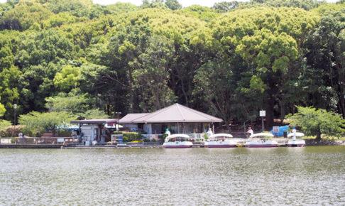 明石公園・ボート乗り場の営業が5月25日から再開