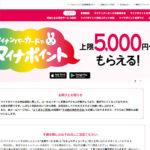 マイナンバーカードで「マイナポイント」最大5000円還元!明石市の申請方法は?