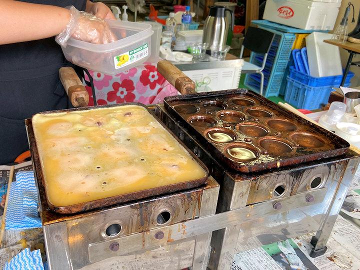 明石焼に使われているタコは明石蛸