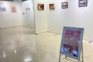 名司生展Ⅳがアスピア明石で開催中!