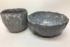 イオン明石で「手回しロクロ陶芸教室」