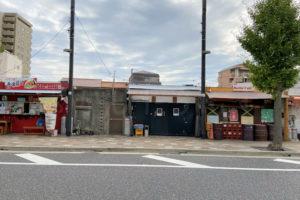 明石ハーモニカ横丁に立ち飲み「呑べぇ 導楽」オープン