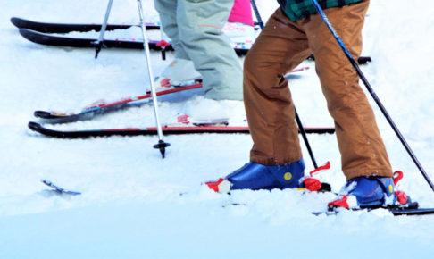 あかし市民親子スキー教室